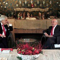 """Andrés Zaldívar tras reunirse con Piñera: """"La Nueva Mayoría el 11 de marzo termina"""""""