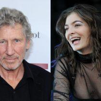 Lorde cancela concierto en Israel y Roger Waters la felicita