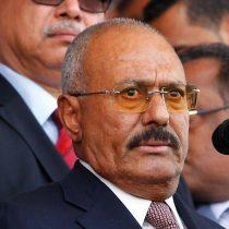 Gobierno rebelde yemení anuncia la muerte de ex presidente Ali Abdalá Saleh