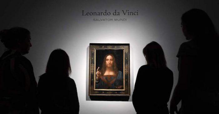 """El """"Salvator Mundi"""" de Da Vinci y la perversión en el mercado del arte"""