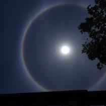 Círculo en el sol: el ominoso presagio de la elección presidencial