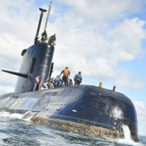 Armada argentina reconoce que hubo 8 llamadas desde el submarino ARA San Juan horas antes de su desaparición