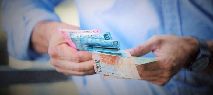 Sueldo mínimo aumentará a $276.000 a partir del 1 de enero