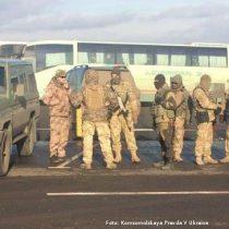 Ucrania y prorrusos inician mayor canje prisioneros desde estallido conflicto