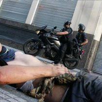 [FOTOS] Segunda noche de cacerolazos en Buenos Aires tras un día extremadamente violento