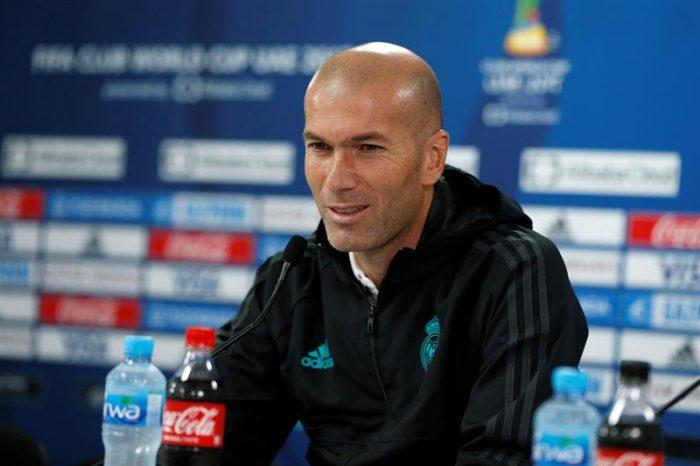 Zidane tras victoria sobre Al Jazira: