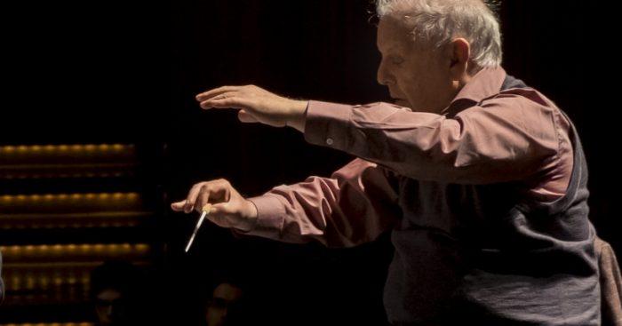 Músico Daniel Barenboim: «El terrorismo sería otro problema si hubiera educación»