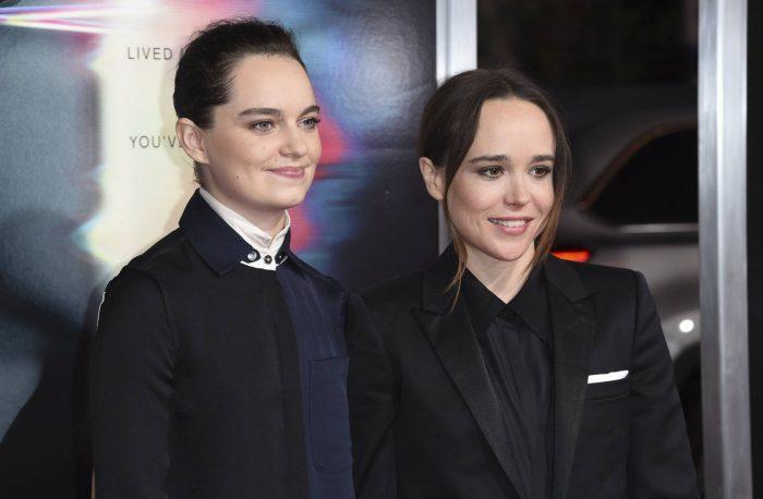 Ellen Page se casa con su novia Emma Portner