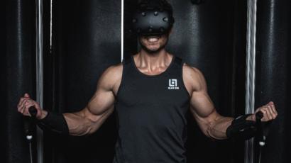 La nueva tendencia para ponerte en forma: usar realidad virtual para hacer ejercicios en otro mundo