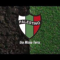 [VIDEO] La campaña del Palestino para traer tierra de Palestina y usarla en su estadio