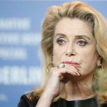 El debate sobre acoso vs. seducción que enfrenta a famosas como Catherine Deneuve y feministas