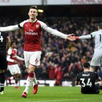 [VIDEO] ¿El problema era Alexis? Arsenal golea 4 a 1 al Crystal Palace