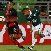 [VIDEO] Copa Libertadores: Santiago Wanderers empata ante el Melgar y la llave se decidirá en Perú
