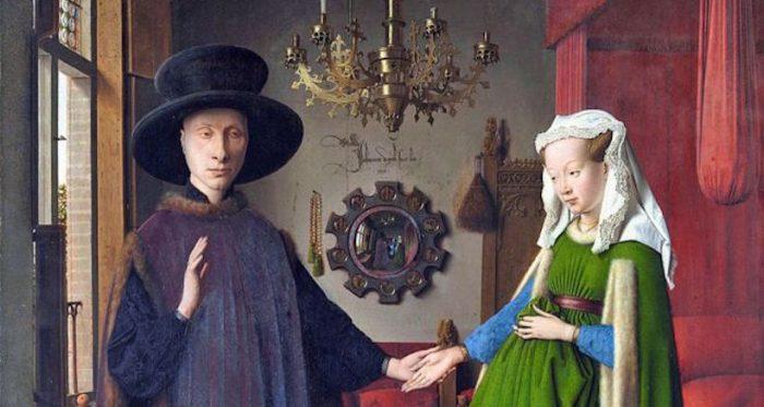 Cómo el legendario Retrato de Arnolfini inspiró una rebelión