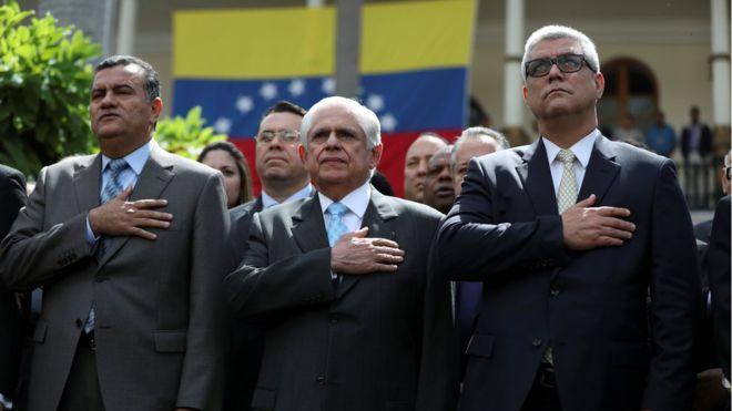 Omar Barboza, el nuevo presidente de la Asamblea Nacional de Venezuela que promete reconstruir la unidad de la oposición