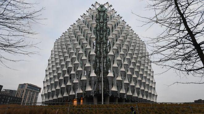Así es la embajada más cara del mundo que EE.UU. inaugurará en Londres (y por qué no le gusta a Donald Trump)