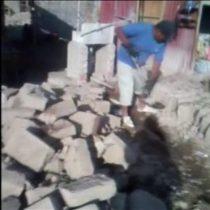Al menos dos muertos y decenas de heridos tras un sismo de magnitud 7,1 en el suroeste de Perú