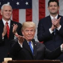 Donald Trump proclama