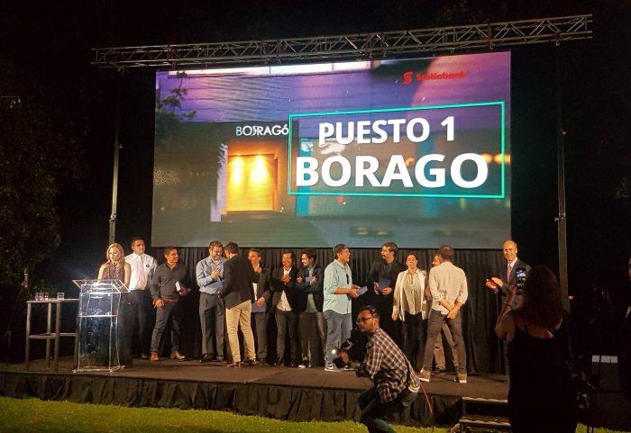 La coronación de Rodolfo Guzmán y el Boragó en una nueva versión de los Premios Cookings