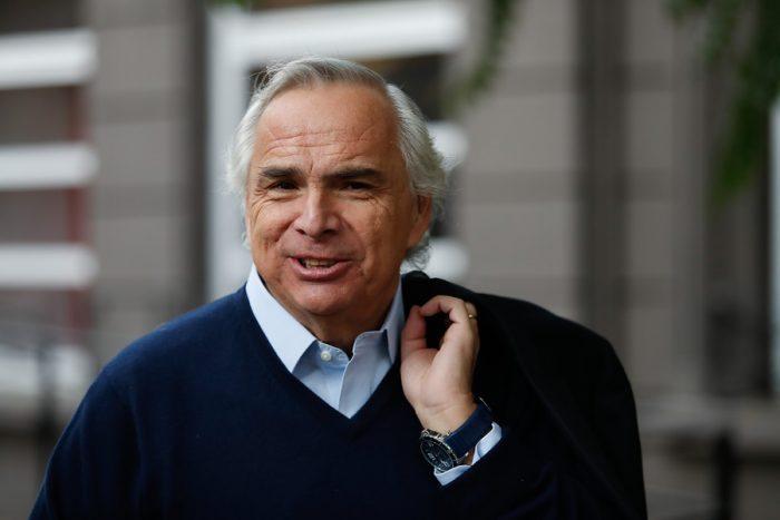Andrés Chadwick Piñera, el primo del Presidente: redes, poder y dinero