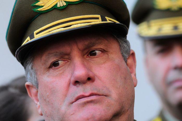 Operación Huracán: Villalobos volverá al mando de Carabineros y fiscal lo citará a declarar como testigo