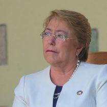 Bachelet envía proyecto que termina con facultad presidencial de indultar condenados en crímenes de DD.HH. por razones humanitarias