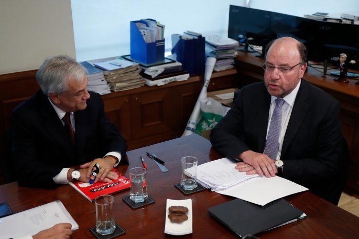 Empresariado adelantó marzo: entregó a Piñera detalle con más de 2 mil proyectos y le piden destrabar inversiones por más de US$ 53 mil millones