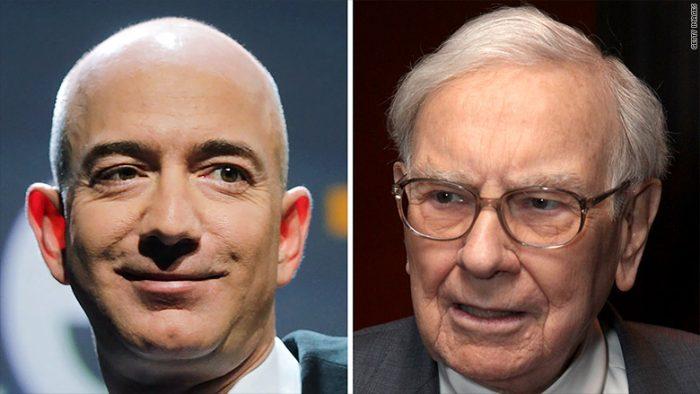 Buffett, Amazon y JP Morgan se unen para atacar costos de salud
