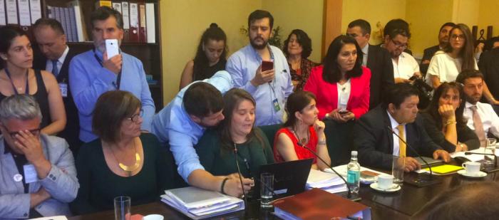 Marcela Aranda expone para ley de identidad de género: «A mi hijo se lo llevó el lobby de la diversidad sexual»