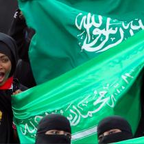 Por primera vez las mujeres podrán ir al estadio a ver partidos de fútbol en Arabia Saudita
