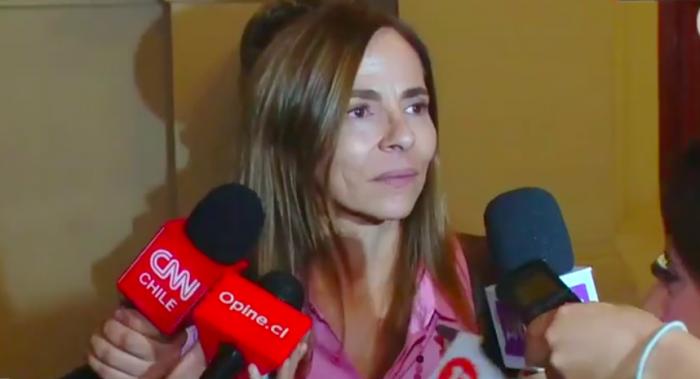Isabel Plá asegura que hará respetar la ley con respecto al aborto 3 causales y defendió su derecho a tener opinión