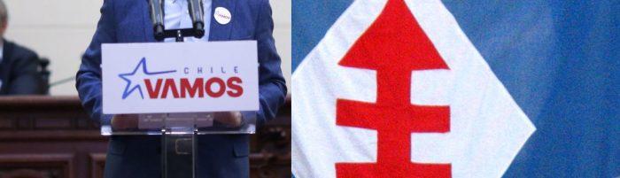 Chile Vamos ofrece caramelos a la DC: un año más al mando de mesa de la Cámara y mantención de cargos de segunda línea en gobierno de Piñera