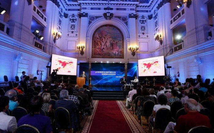 """""""Congreso Futuro"""" se internacionaliza: mejores charlas llegarán a más de 23 países por señal TV Chile"""