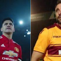[VIDEO] Marcando tendencia: modesto club escocés parodia la presentación de Alexis Sánchez en el Manchester United para anunciar su nuevo refuerzo
