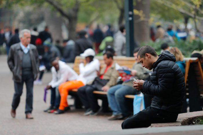 Desempleo en el Gran Santiago se ubicó en 8.2% durante diciembre