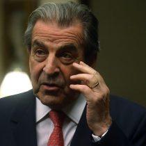 Ex Presidente Eduardo Frei rechaza alianza DC con el Frente Amplio