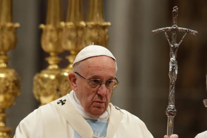 Vaticano admite: