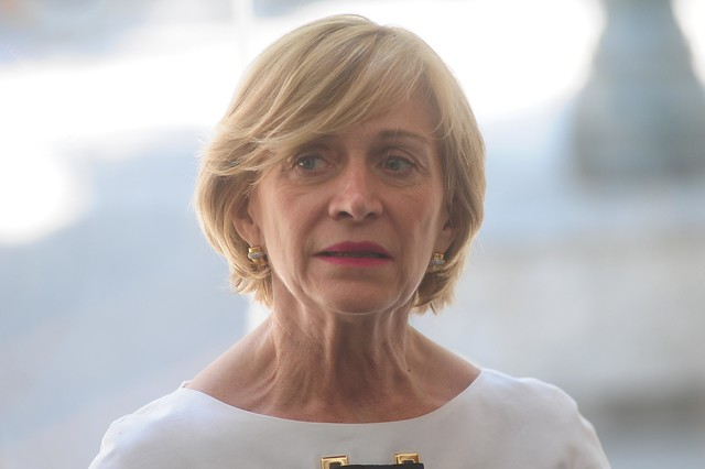 Evelyn Matthei descartó
