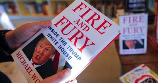 «Fire and Fury», el polémico libro sobre Trump, será una serie de televisión