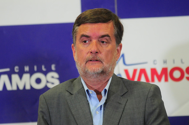 A Piñera se le desarma la coalición antes de asumir