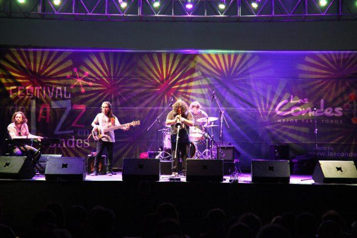Grandes figuras chilenas y extranjeras traerá el XII Festival de Jazz de Las Condes