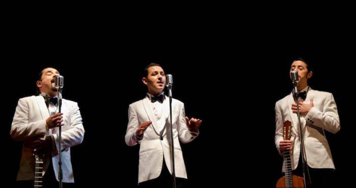 Concierto de Camareta Vocal y La Flor del recuerdo en Teatro UChile
