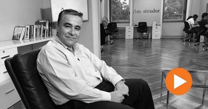 """[Archivo] Claudio Muñoz: """"Hay claras muestras de una transformación en el mundo gremial y el mundo empresarial"""