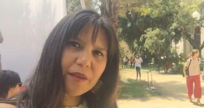 [VIDEO] Marcela Jiménez después del anuncio de Piñera: seis ministros se repiten el plato