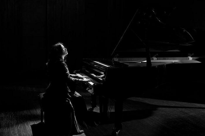 Concierto de Milena Viertel homenaje a Violeta Violeta Parra en Sala Master
