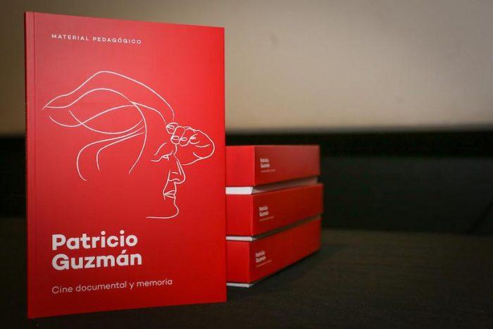 Presentan material pedagógico basado en la obra y figura del cineasta Patricio Guzmán