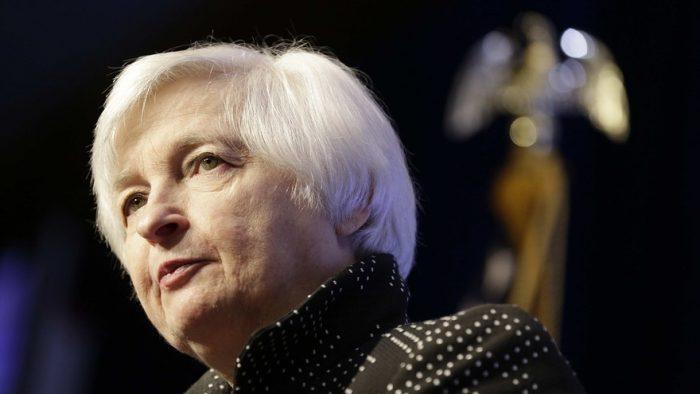 La Reserva Federal de EE.UU. inició su primera reunión del año y la última de Janet Yellen