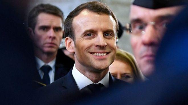 Cómo Emmanuel Macron