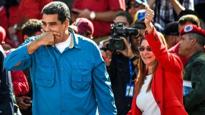 Tribunal Supremo de Venezuela excluye a la coalición opositora Mesa de la Unidad Democrática de las próximas elecciones presidenciales