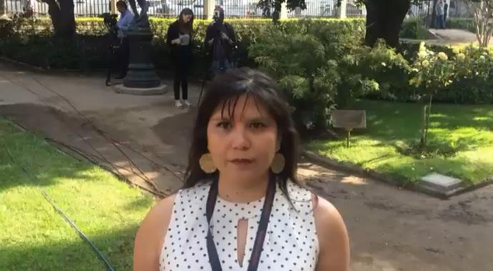 [VIDEO] Marcela Jiménez desde la sede del  Congreso en Santiago: los nombres que formarán parte del gabinete de Piñera